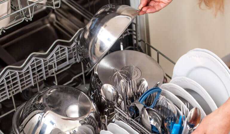 Are You Loading the Dishwasher Wrong?