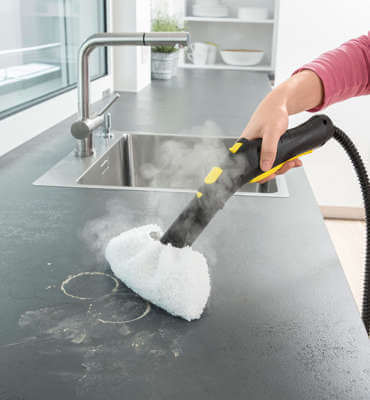 Steam cleaning services